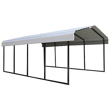 Arrow Storage Products 12 Ft X 20 Ft Carport At Tractor Supply Co
