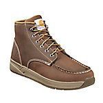 Carhartt Footwear Men's 4 in Brown Lightweight Wedge Boot