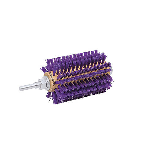 Weaver Leather Mini Roto Brush, Purple