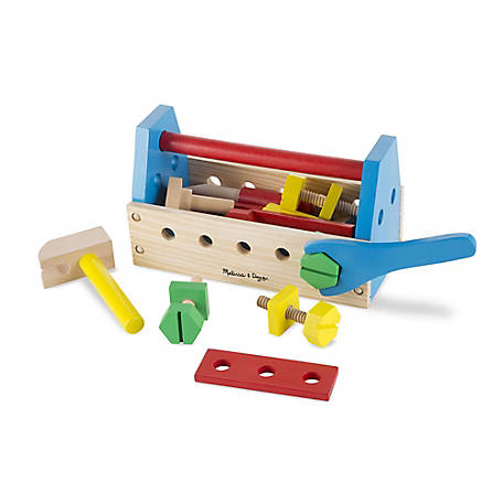 Melissa & Doug Take-Along Tool Kit, 93454