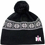 International Harvester Women's Jacquard Knit Beanie w/ Pom Pom