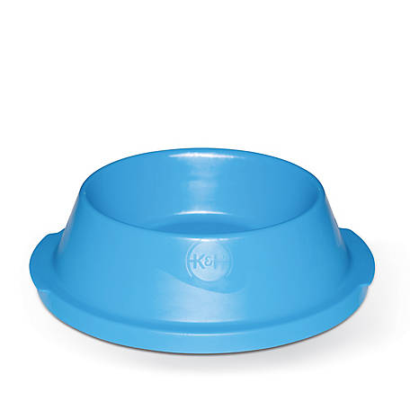 K&H Pet Products Coolin' Bowl, 32 oz. Sky Blue