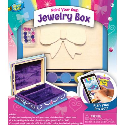 Works of Ahhh Bow Jewelry Box