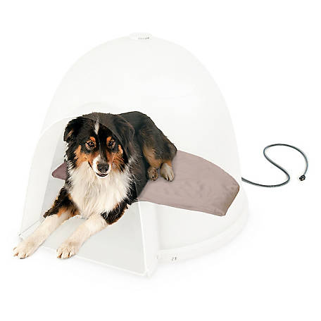 K&H Pet Products Lectro-Soft Igloo Style Heated Bed
