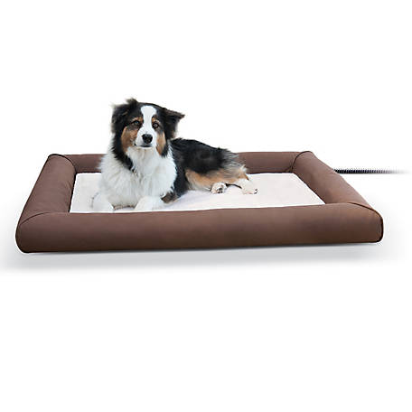 K&H Pet Products Deluxe Lectro-Soft Heated Bed