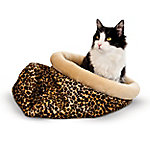 K&H Pet Products Self-Warming Kitty Sack