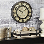 FirsTime Raised Number Wall Clock