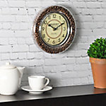 FirsTime Gourmet Cafe Wall Clock