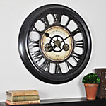 FirsTime Gear Works Wall Clock