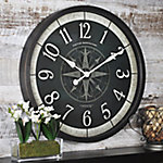 FirsTime Compass Rose Wall Clock