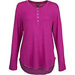 Bit & Bridle Women's Long Sleeve Relaxed Solid Henley