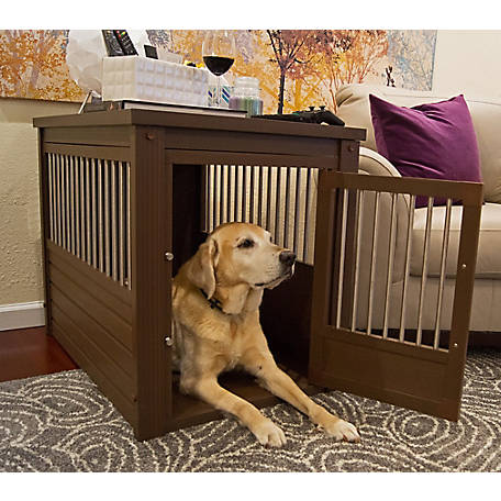 Habitat 'n Home New Age Pet, Inn Place Pet Crate, made with ECOFLEX, EHHC402S