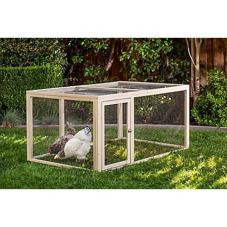 Ecoflex New Age Pet Jumbo Fontana Chicken Pen Echk503 P