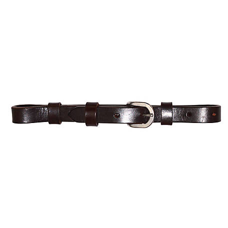 Reinsman CR5451 Leather Curb Strap