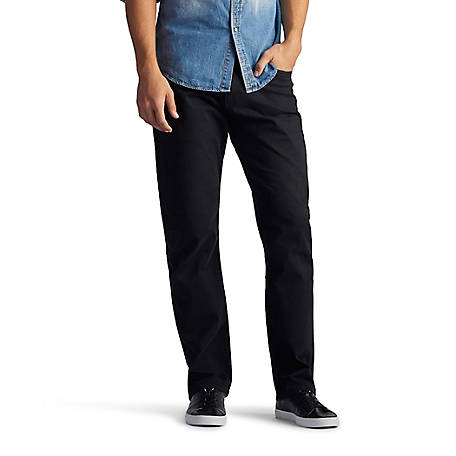Lee Men's Extreme Motion Straight Fit Tapered Leg Jean 20150