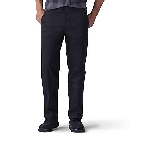 c17c6fc6256 Lee Men s X-treme Comfort Straight Leg Khaki