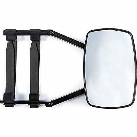 Camco Clamp-On Single Towing Mirror