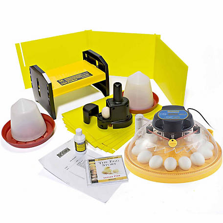 Brinsea Maxi II Advance Incubation Pack