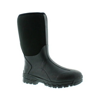 Itasca Men S Black River Rubber Boot At Tractor Supply Co