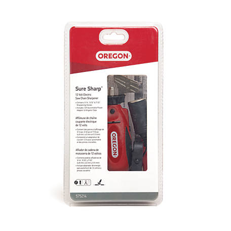 Oregon Sure Sharp 12V Electric Chain Sharpener 575214, 575214