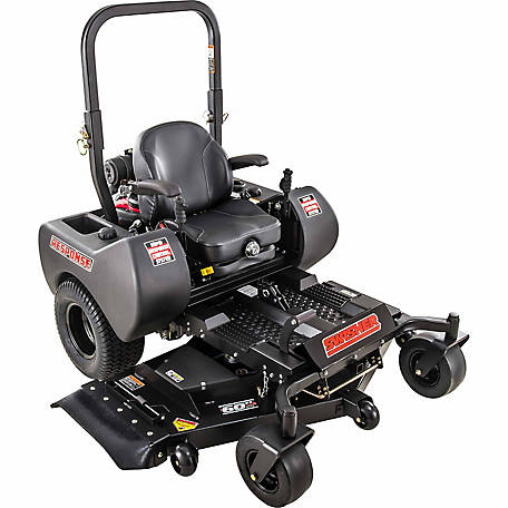 Swisher 60 in. 21.5 HP Honda Commercial Pro ZTR Response Gen 2 Mower, California Compliant