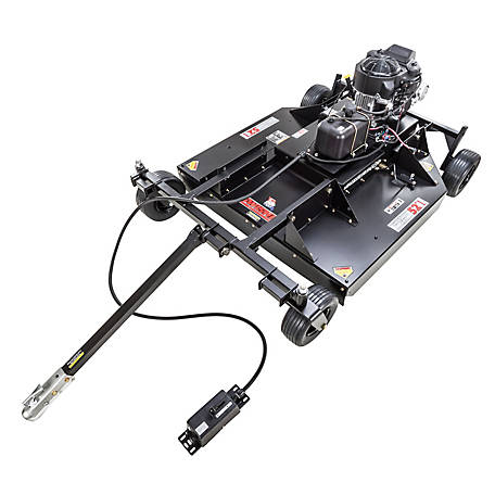 Swisher 52 in. 14.5 HP Kawasaki Commercial Pro 52 in. Rough Cut Trailcutter, California Compliant, RC14552CPKA-CA