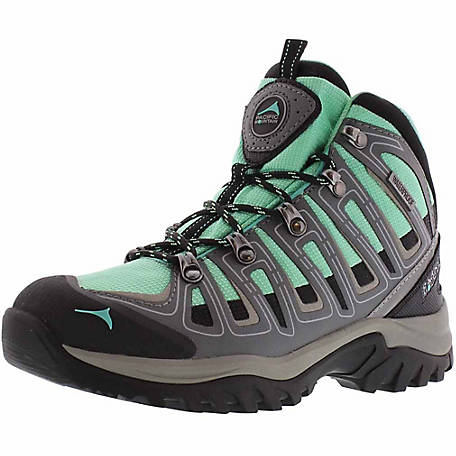Pacific Mountain Women's Incline Mid Hiking Boot