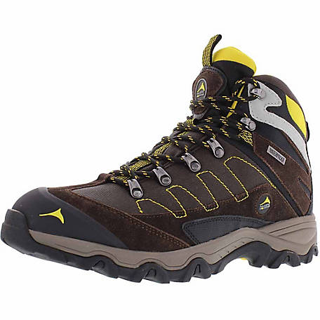 Pacific Mountain Men's Edge Mid Hiking Boot