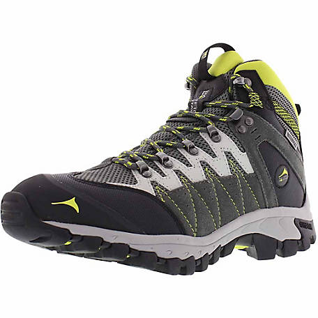 Pacific Mountain Men's Descend Mid Hiking Boot