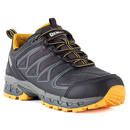 DeWALT Men's Boron Aluminum Toe Athletic Work Shoe