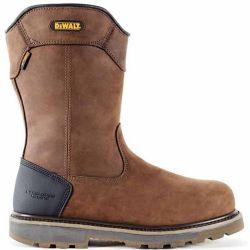 Shop DeWALT Men's Tungsten Pull-On 12 in. Aluminum Toe Waterproof Work Boot at Tractor Supply Co.