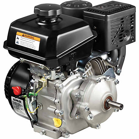 Kohler Command PRO Commercial Series 7 HP CH270-3159 Engine, 6:1 Gear Reduction, Recoil Start
