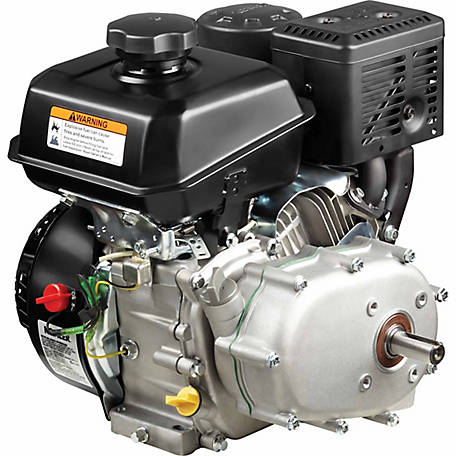 Kohler Command PRO Commercial Series 7 HP CH270-3038 Engine, 2:1 Gear Reduction with Clutch, Electric Start, 10A Charging