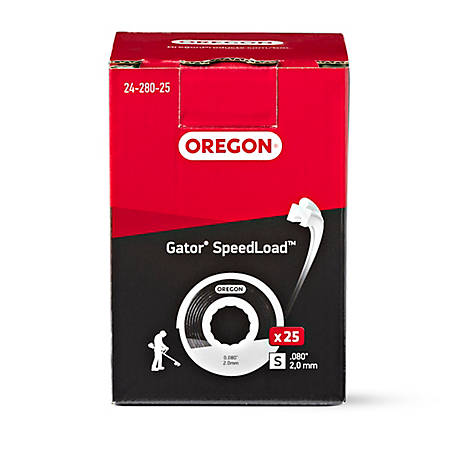 Oregon Gator SpeedLoad Disc for 4.25 in. Heads (0.080), 25 pk., 24-280-25