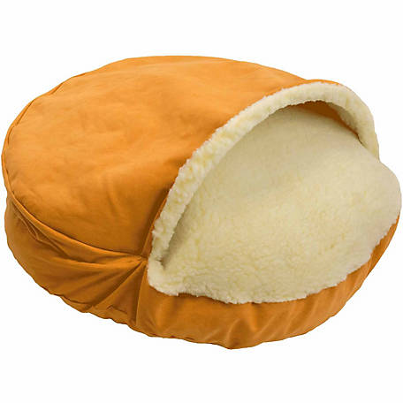 Snoozer Pets Luxury Micro Suede Cozy Cave Dog Bed