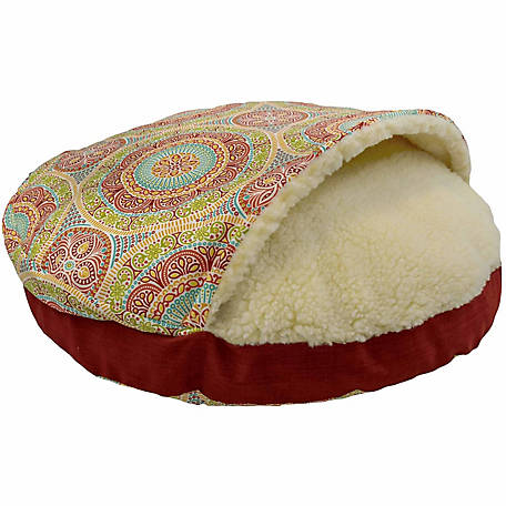 Snoozer Pets Indoor/Outdoor Cozy Cave