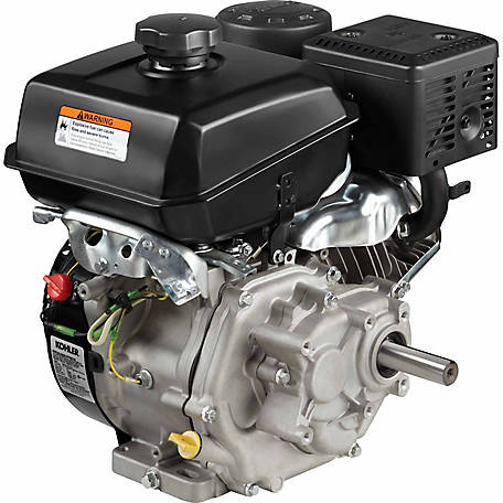 Kohler Command PRO Commercial Series 9.5 HP CH395-3154 Engine, Recoil Start, 6:1 Gear Box