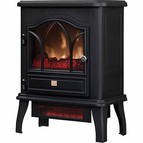 RedStone Infrared Quartz Electric Fireplace Stove