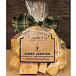 Thompson's Candle Super Scented Apple Dumpling 6 oz. Wax Crumbles, ADCR