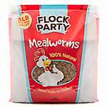Flock Party Mealworms, 5 lb.