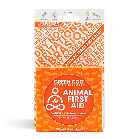 Green Goo Animal First Aid, 1.82 oz. (51.7 g.), 88549