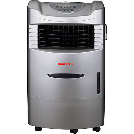 Honeywell 470 CFM Indoor Evaporative Air Cooler (Swamp Cooler) with Remote Control