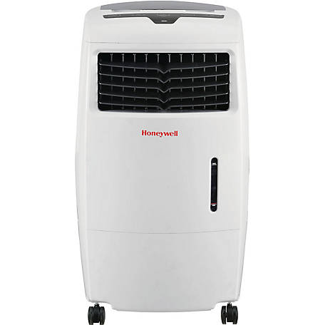 Honeywell 500 CFM Indoor Evaporative Air Cooler (Swamp Cooler) w/ Remote Control
