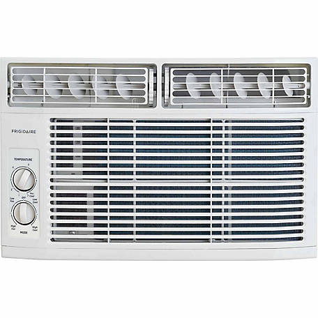 Frigidaire 6,000 BTU Air Conditioner with Mechanical Controls