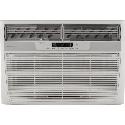 Frigidaire 18;500 BTU 230V Slide-Out Chassis Air Conditioner with 16;000 BTU Supplemental Heat Capability