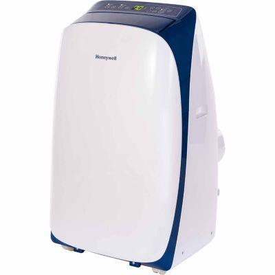 Honeywell 10;000 BTU Portable Air Conditioner in White/Blue