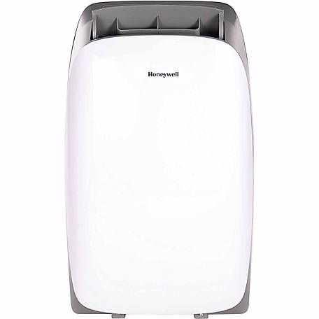 Honeywell Portable Air Conditioner with Dehumidifier & Fan, Rooms up to 550 sq. ft., White/Gray