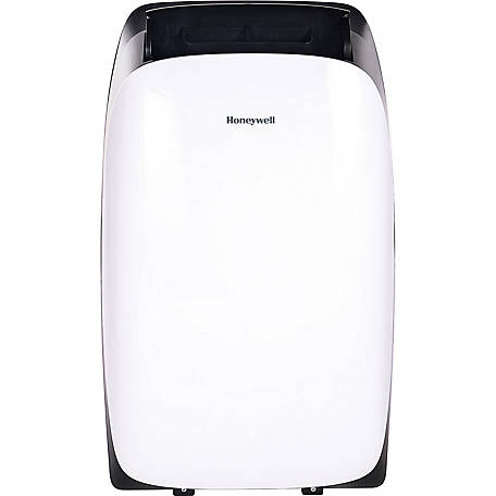 Honeywell Portable Air Conditioner with Dehumidifier & Fan, Rooms up to 550 sq. ft., Black/White