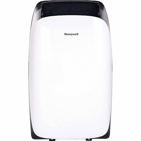 Honeywell Portable Air Conditioner with Dehumidifier & Fan, Rooms up to 700 sq. ft., Black/White