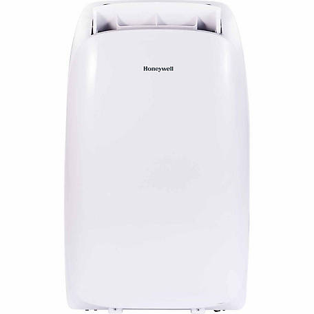 Honeywell Portable Air Conditioner with Dehumidifier & Fan, Rooms up to 700 sq. ft., White